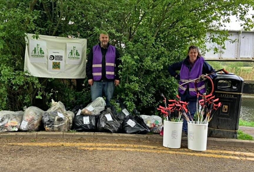 Ely Litter Pickers in Cambridgeshire